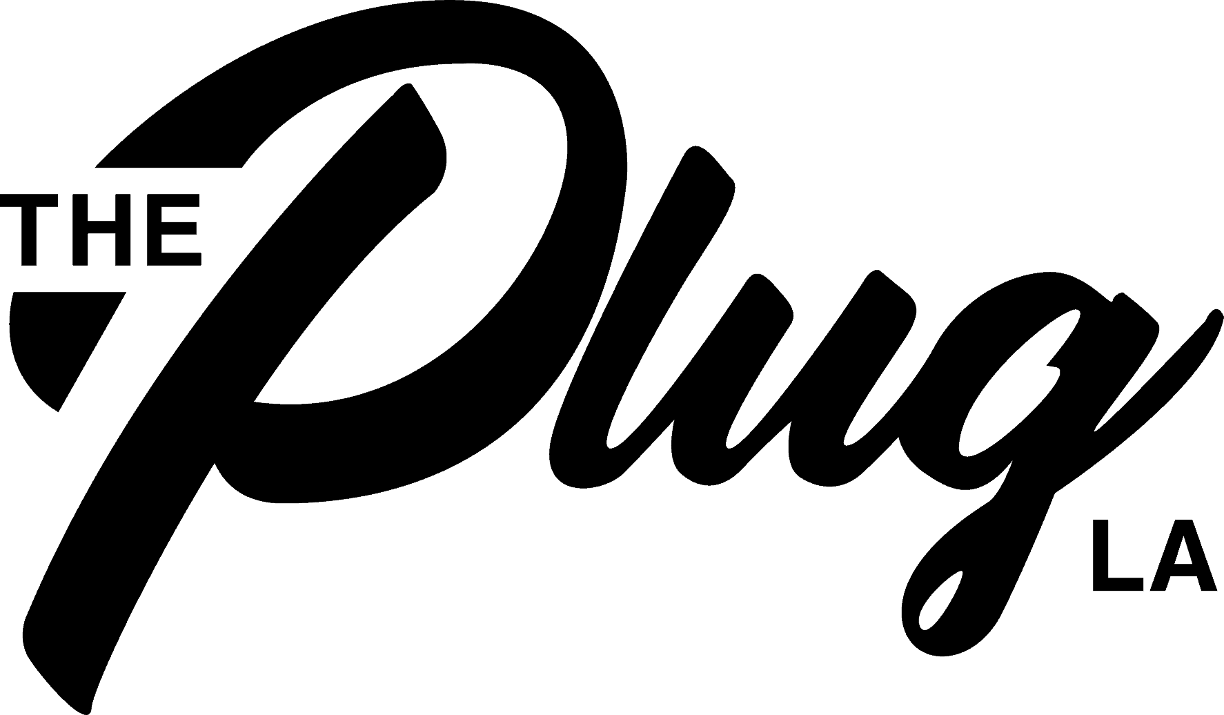 The Plug LA Logo