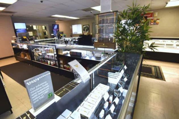 High Store indoor