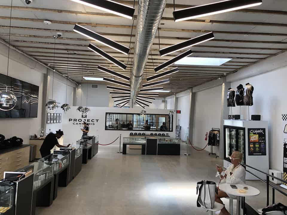 an image of our new store in san S.F.