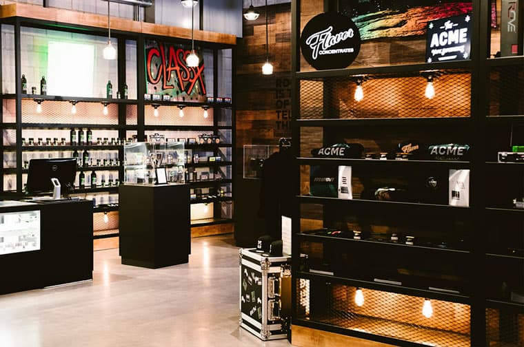 dtla interior store photo