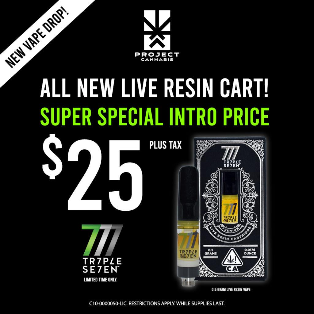 777 VAPES Super Special Intro Price $25
